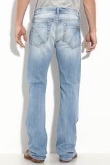 Joe's Rocker Slim Bootcut Jeans (washington Wash) - Lyst