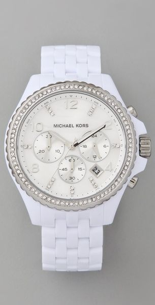 Michael Kors Pilot Watch - Lyst