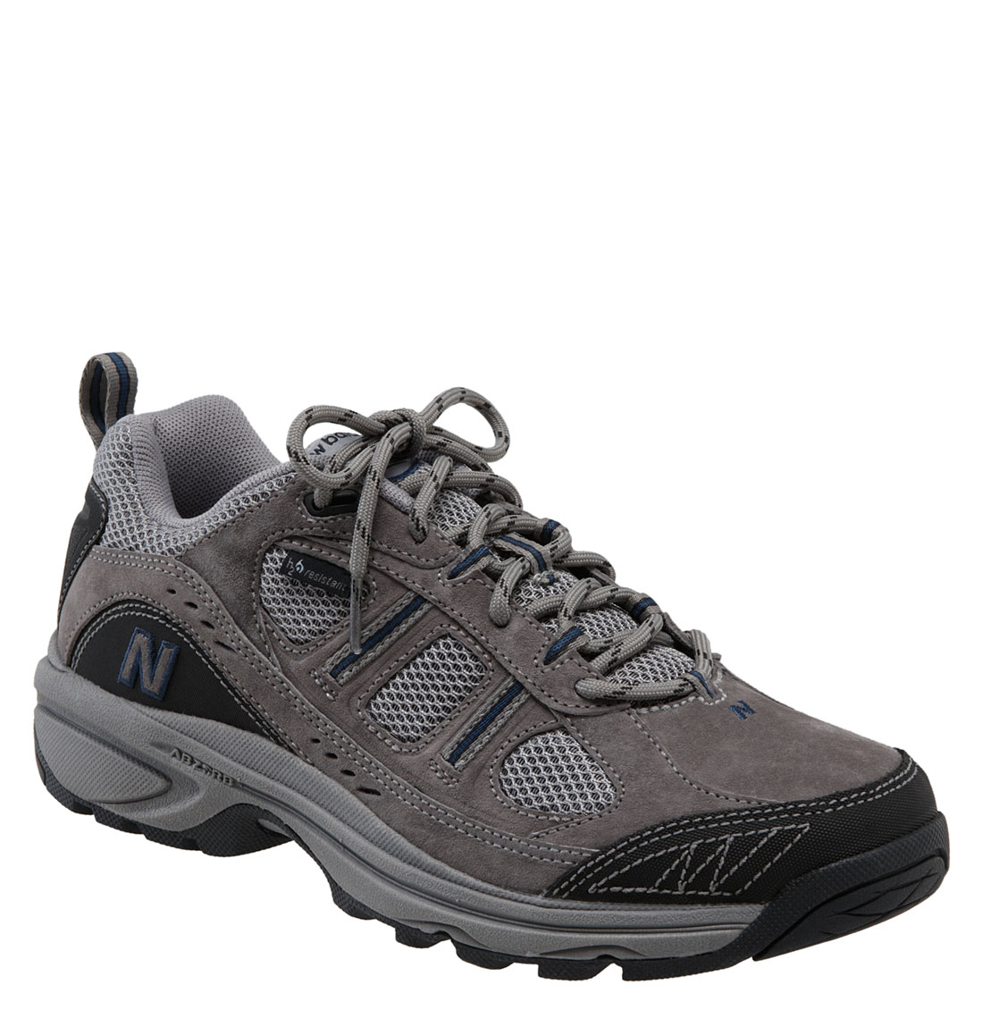 new balance 646 walking shoe in gray for grey