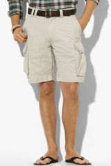 Polo Ralph Lauren Vintage Chino Gellar Fatigue Shorts - Lyst