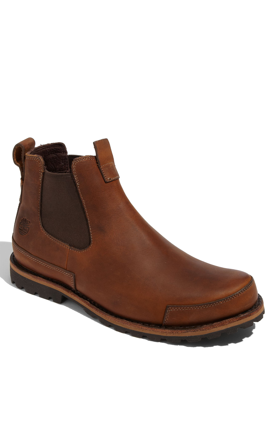 timberland earthkeepers city chelsea boot in brown for