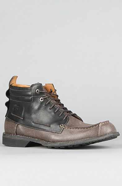 timberland the earthkeepers city chukka boot in waxed grey