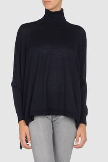 Class Roberto Cavalli Long Sleeve Sweaters - Lyst