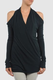 Donna Karan New York Donna Karan - Long Sleeve T-shirts - Lyst
