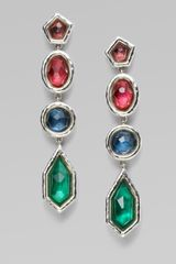 Ippolita Clear Quartz, Morther-of-pearl & Sterling Silver Earrings - Lyst