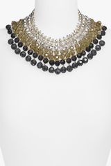 Kate Spade On The Ave Bib Necklace - Lyst