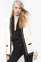 Rachel Zoe Beaded Cardigan - Lyst