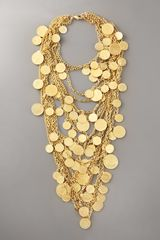 Robert Rodriguez Multi-strand Coin Necklace - Lyst