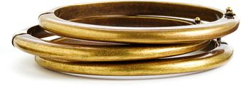 St. John Set Of Three Bangles - Lyst
