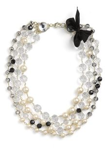 St. John Collection Four Strand Necklace - Lyst