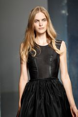 Theyskens' Theory Spring 2012 Black FullSkirt Gown in Black - Lyst