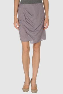 Vanessa Bruno Knee Length Skirts - Lyst