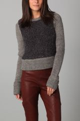 Dallin Chase Dexter Crew Neck Sweater - Lyst