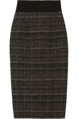 Marc Jacobs Wool-blend Tweed Pencil Skirt - Lyst