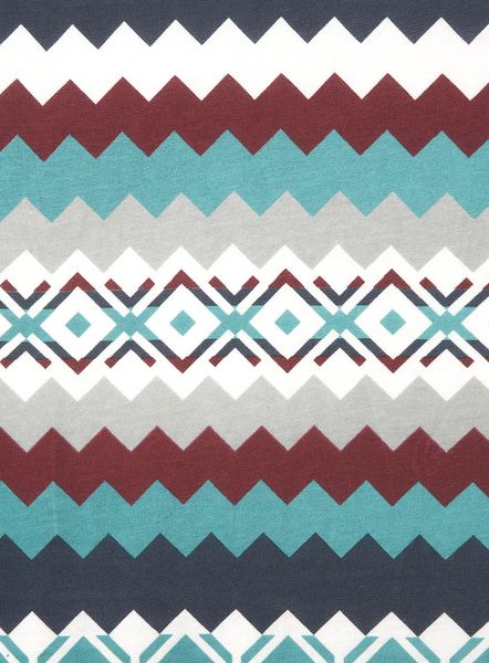 Navajo Clothing Patterns http://www.lyst.com/clothing/topman-white-white-navajo-pattern-tee/