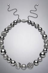 David Yurman Dy Elements Necklace - Lyst