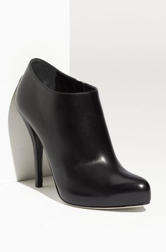 Dior Miss Leather Bootie - Lyst