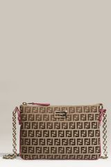 Fendi Forever - Small Crossbody Bag - Lyst