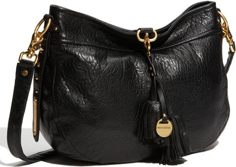 Juicy Couture Black Leather Shoulder Bag 58