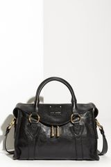 Marc Jacobs Wellington - Small Fulton Goatskin Satchel - Lyst