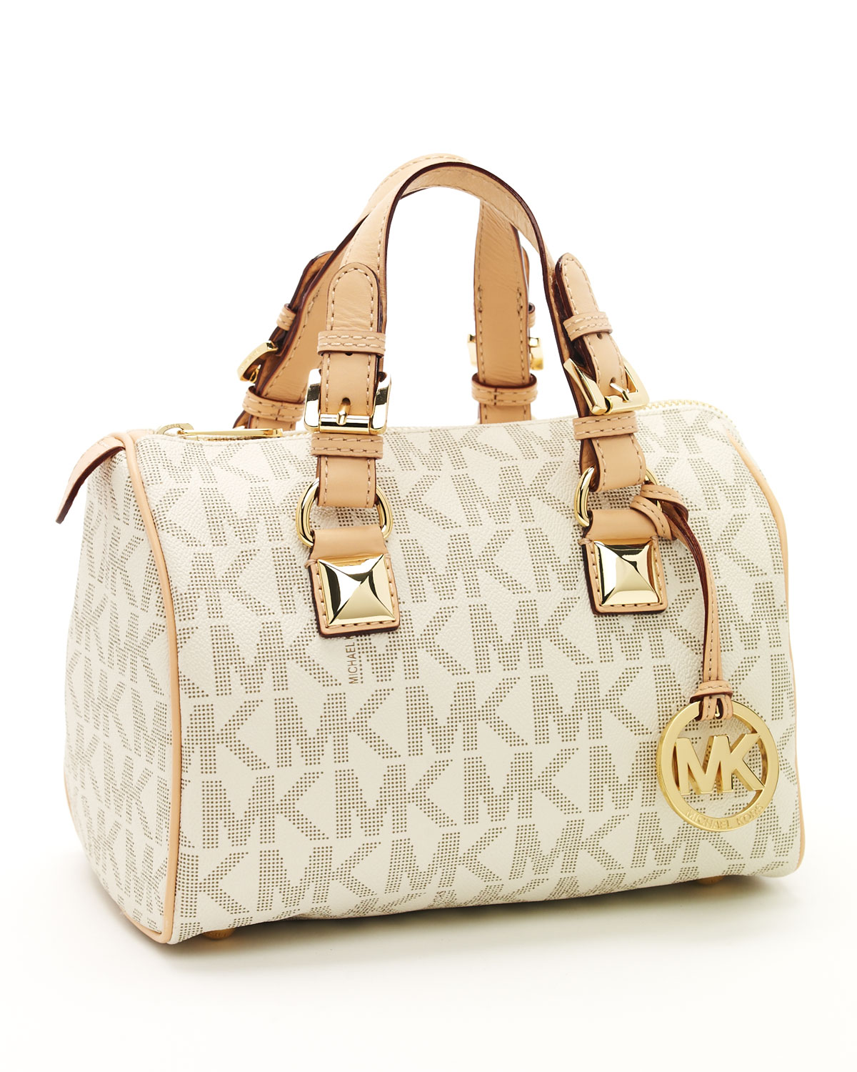 07dfcd96cad8 ... sweden gallery. previously sold at neiman marcus womens michael kors  grayson 60c25 80595