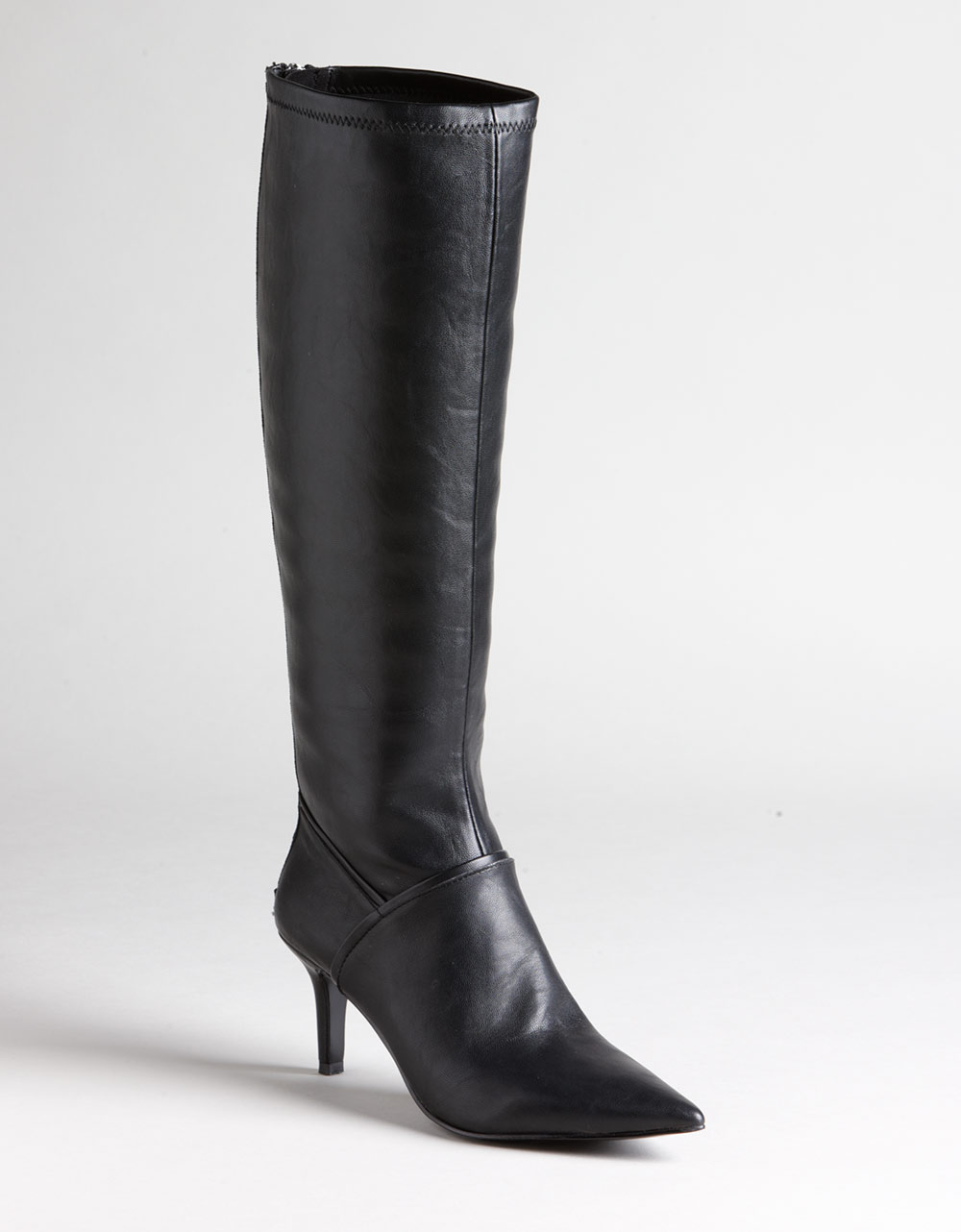 Nine West Walice Eve Stiletto Boots In Black Lyst