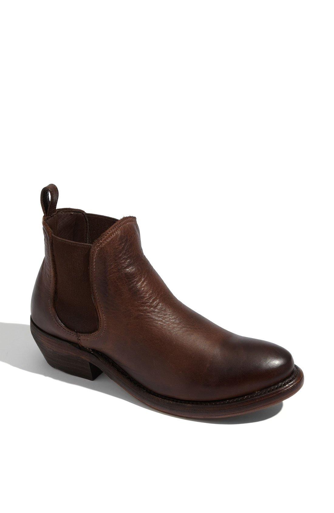 vintage shoe company vintage shoe covington boot in brown