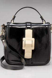 Milly Flap Shoulder Bag - Lyst