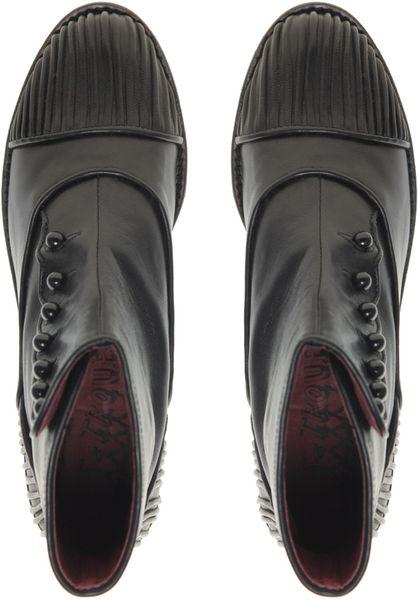 F Troupe Shoes Sizing