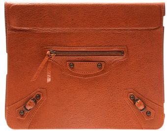 Balenciaga Leather Ipad Case - Lyst