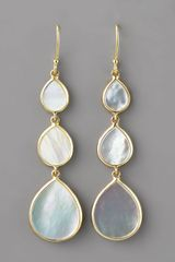 Ippolita Mother-of-pearl Drop Earrings - Lyst