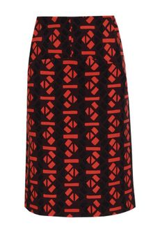 Marni Crepe-wool Pencil Skirt - Lyst