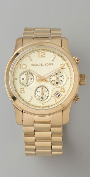 Michael Kors Jet Set Sport Watch - Lyst
