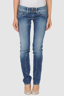 Pepe Jeans Denim Pants - Lyst