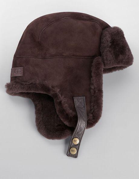 a84e6c7b8 Ugg Australia Shearling Trapper Hat - cheap watches mgc-gas.com
