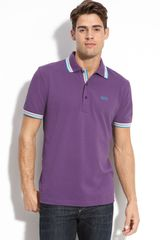 Hugo Boss Boss Green Paddy Polo - Lyst