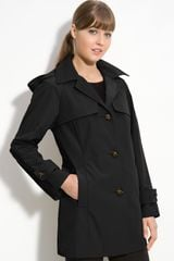 Calvin Klein Coat with Detachable Hood & Liner - Lyst