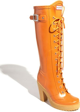 Hunter Lapins Boot - Lyst