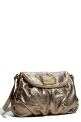 Marc By Marc Jacobs Classic Q - Metallic Natasha Crossbody Bag - Lyst