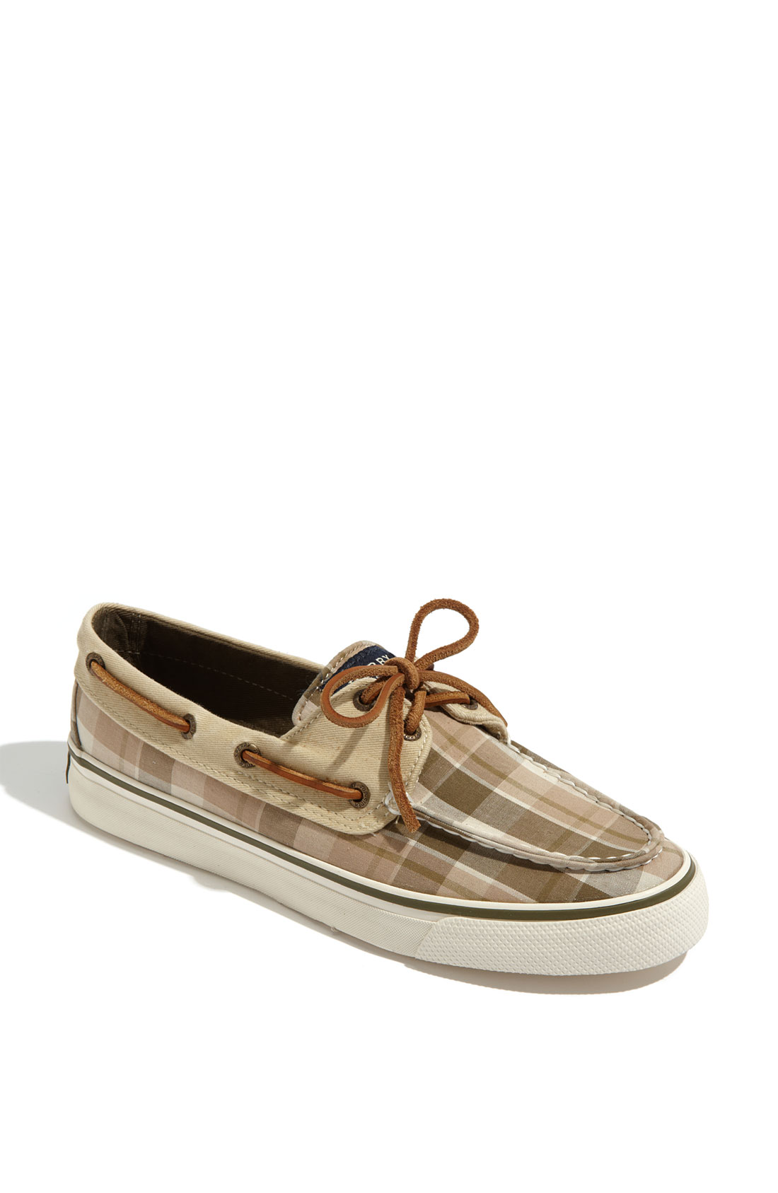 Womens Sperry Top Sider Bluefish Boat Shoe Tan