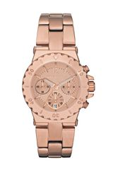 Michael Kors Mini Bel-air Watch, Rose Golden - Lyst