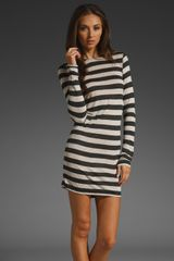 Obesity And Speed Long Sleeve Sexy Dress - Lyst