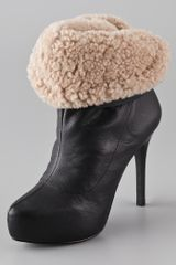 Report Signature Deluka High Heel Booties - Lyst