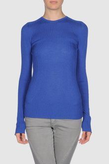 Jil Sander Long Sleeve Sweaters - Lyst