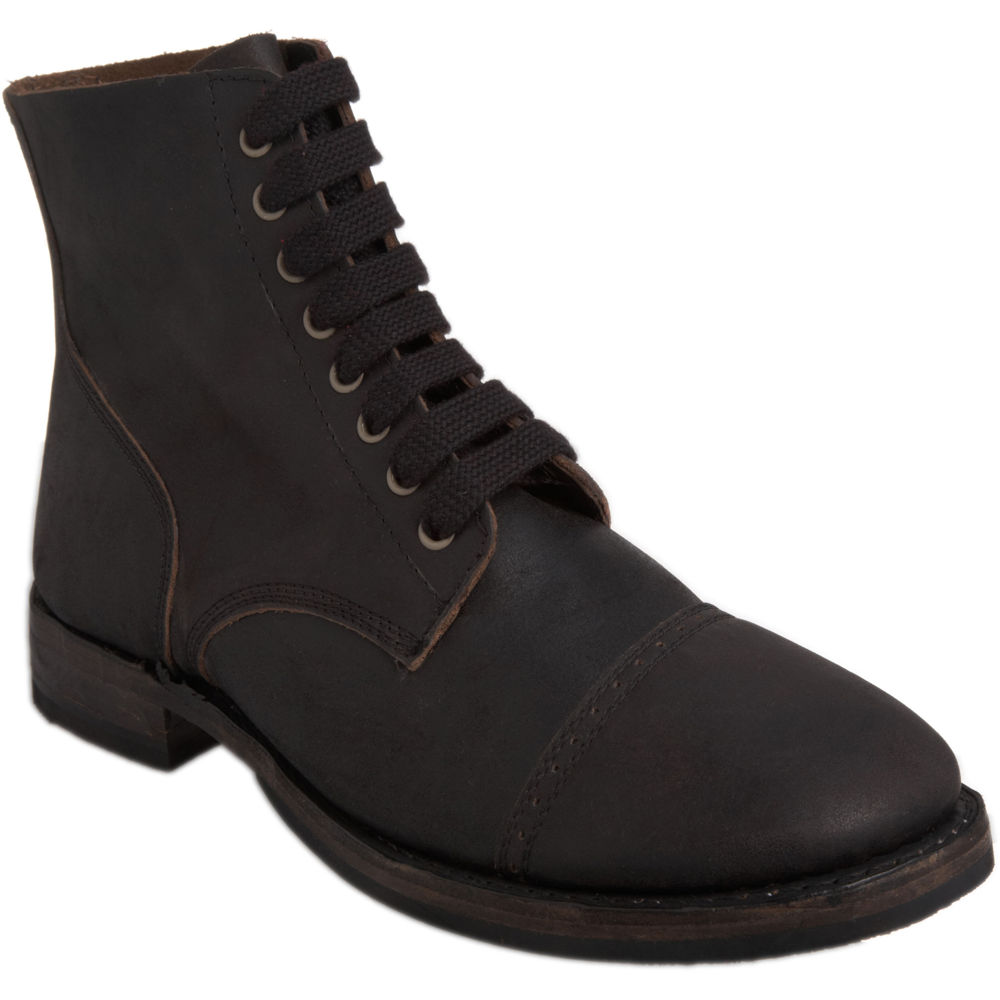 florsheim by duckie brown ludgate boot in black for lyst