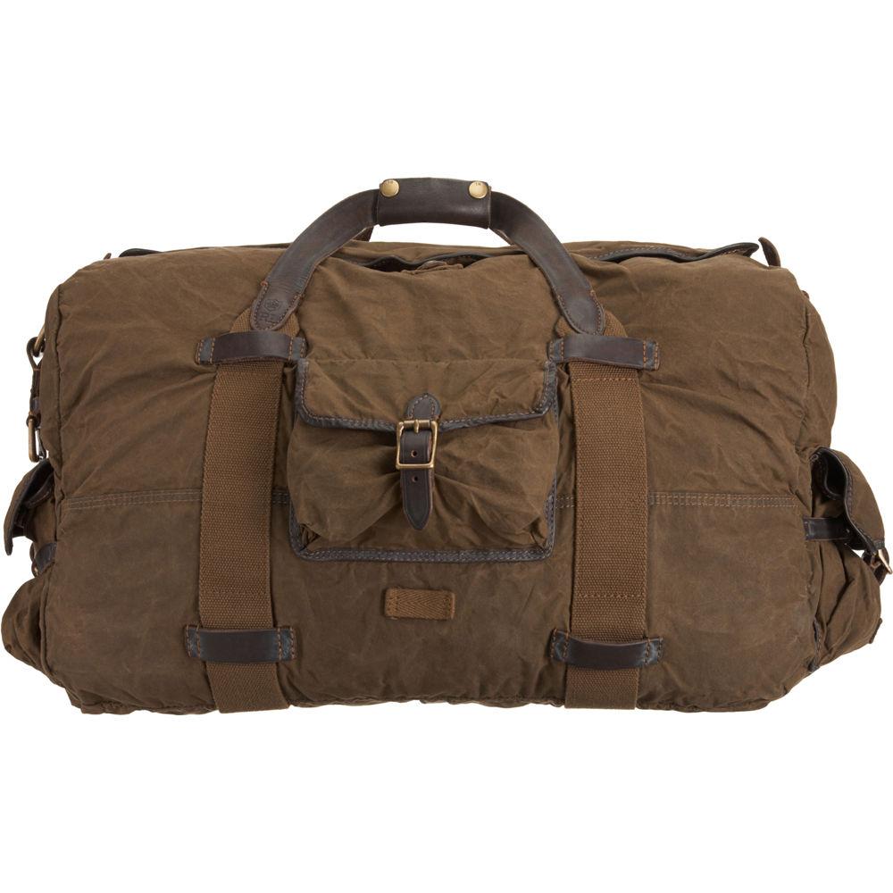 45280cbd0b Ralph Lauren Oilcloth Weekender Duffle in Brown for Men - Lyst