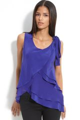 Robert Rodriguez Tiered Top (nordstrom Exclusive) - Lyst
