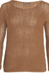 Vince Scoopneck Sweater