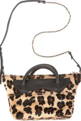 Jas Mb Ponyhair Mini Wings Traveller Bag - Lyst