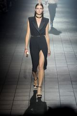 Lanvin Spring 2012 Black Heeled Sandals - Lyst